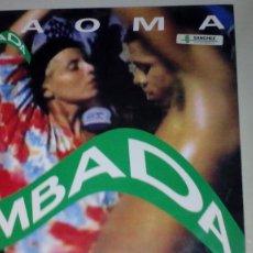Discos de vinilo: KAOMA - LAMBADA. Lote 123023975