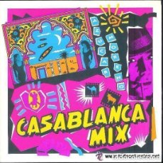 Discos de vinilo: AZUCAR MORENO: ALERTA CORAZON (CASABLANCA MIX) - MAXI-SINGLE EPIC 1988. Lote 123027555