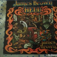 Discos de vinilo: SINGLE JAMES BROWN HELLS. Lote 123043127
