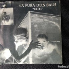 Discos de vinilo: LA FURA DELS BAUS ULELE/RUMBO AFRICA. Lote 123053591