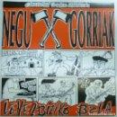 Discos de vinilo: NEGU GORRIAK SINGLE LEHENBIZIKO BALA AÑO 1992 ESAN OZENKI ROCK VASCO MUY BUEN ESTADO CASI A ESTRENAR. Lote 123053615