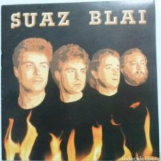 Discos de vinilo: SUAZ BLAI SINGLE JAIETAN GAUDE AÑO 90 HILARGI RECORDS ROCK VASCO MUY BUEN ESTADO CASI NUEVO. Lote 123054707