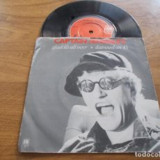 Discos de vinilo: CAPTAIN SENSIBLE´S GLAD ITS ALL OVER. . Lote 123056335