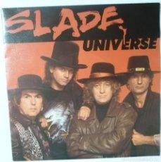 Discos de vinilo: SLADE SINGLE UNIVERSE RED HOT AÑO 91 POLYDOR MUY BUEN ESTADO A ESTRENAR. Lote 123056847