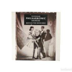 Discos de vinilo: MAXI LP. THE REGGAE PHILHARMONIC ORCHESTRA. MINNIE THE MOOCHER. (G+/VG+). Lote 123065739