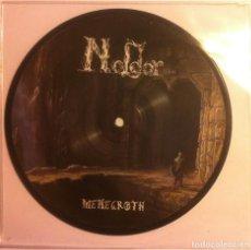 Discos de vinilo: NOLDOR - MENEGROTH/LUTHIEN (BLACK) - EP AUTOEDICIÓN LIMITADA 100 COPIAS. EDICIÓN ALEMANA 2013. Lote 123082623