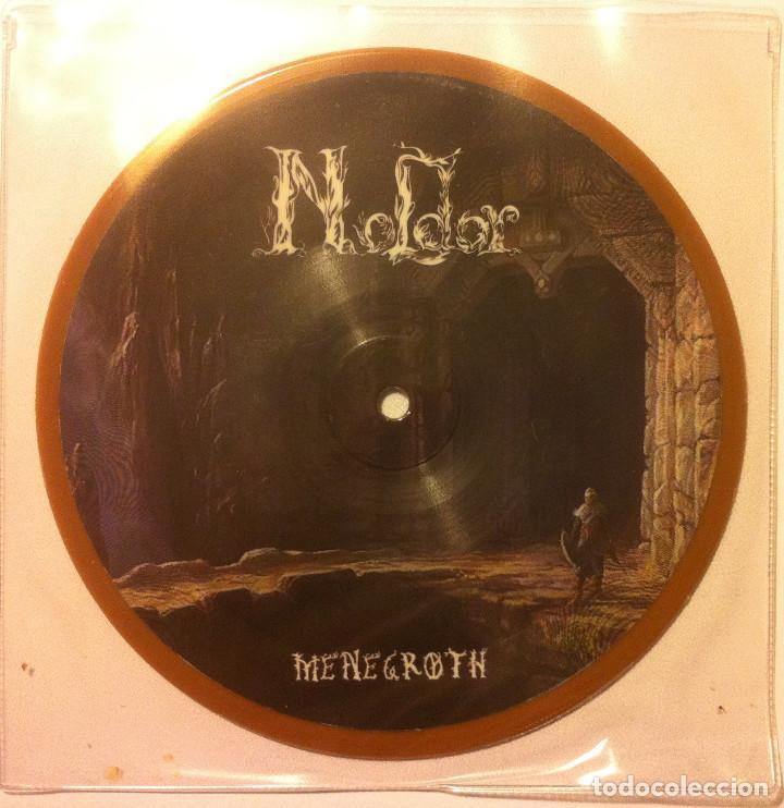 NOLDOR - MENEGROTH/LUTHIEN (BROWN) - EP AUTOEDICIÓN LIMITADA 100 COPIAS. EDICIÓN ALEMANA 2013 (Música - Discos de Vinilo - EPs - Pop - Rock Internacional de los 90 a la actualidad)