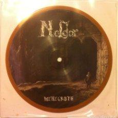 Discos de vinilo: NOLDOR - MENEGROTH/LUTHIEN (BROWN) - EP AUTOEDICIÓN LIMITADA 100 COPIAS. EDICIÓN ALEMANA 2013. Lote 123082631