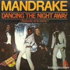 Discos de vinilo: MANDRAKE. SINGLE PROMOCIONAL. SELLO PHONIC STEREO. EDITADO EN ESPAÑA. AÑO 1978. Lote 123126679