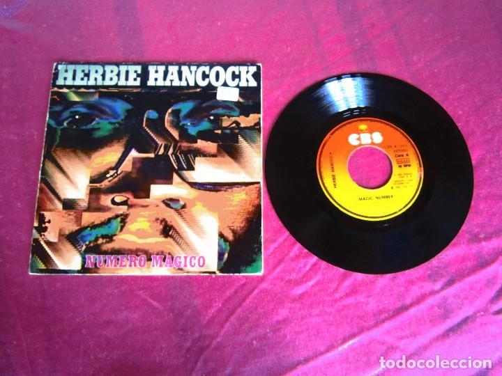 Herbie hancock singles