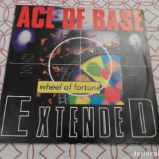 Discos de vinilo: ACE OF BASE - WHEEL OF FORTUNE (EXTENDED). Lote 123152487