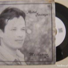Discos de vinilo: MICHEL BASINGER – MI ILUSIÓN - LA LLAMADA DEL BONGO + DULZURA DE MORIR - SINGLE PROMO 1990 -NOVOSON. Lote 123155863