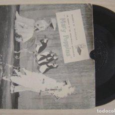 Dischi in vinile: MARY POPPINS - FLEXI-DISC OBSEQUIO DE MUÑECAS FAMOSA - 1966 . Lote 123188651