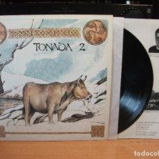 Discos de vinilo: LP TONADA 2 ASTURIAS FOLKLORE FONOASTUR PRINCIPADO DE ASTURIAS 1991 COMO NUEVO¡¡¡. Lote 123194279
