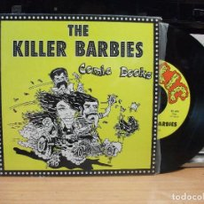 Discos de vinilo: THE KILLER BARBIES COMIC BOOKS + 2 EP SPAIN 1994 PEPETO TOP . Lote 123208471