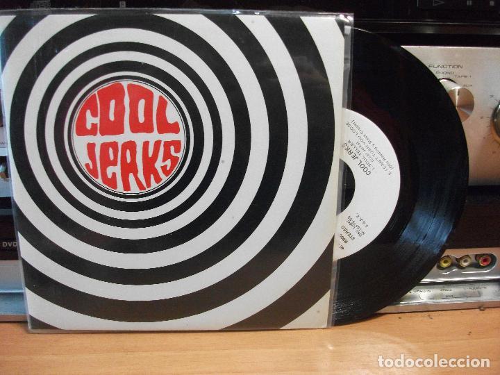 COOL JERKS SOUL TELER + 3 EP SPAIN 1990 PEPETO TOP (Música - Discos de Vinilo - EPs - Funk, Soul y Black Music)