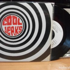 Discos de vinilo: COOL JERKS SOUL TELER + 3 EP SPAIN 1990 PEPETO TOP . Lote 123223071