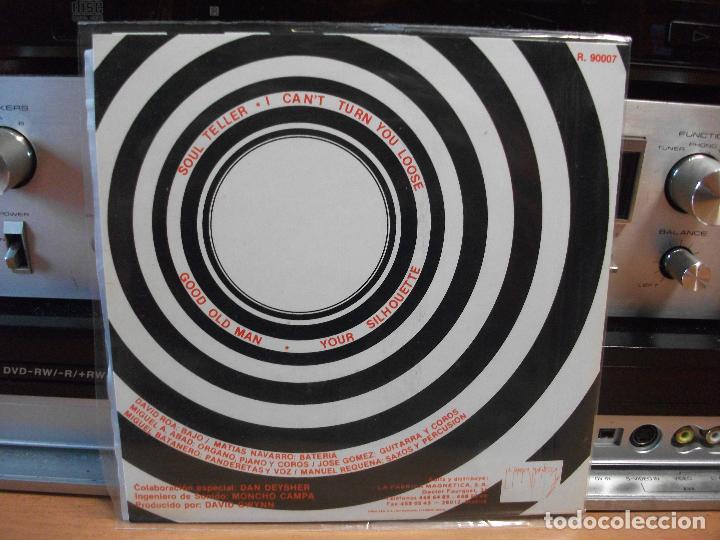 Discos de vinilo: COOL JERKS SOUL TELER + 3 EP SPAIN 1990 PEPETO TOP - Foto 2 - 123223071