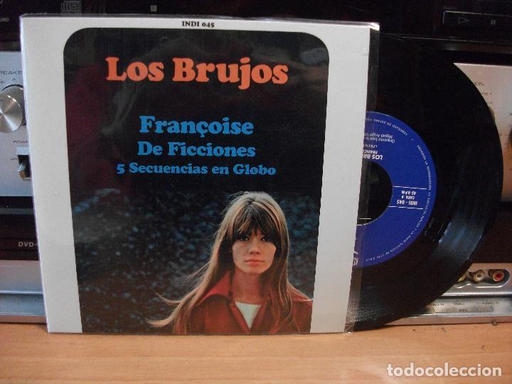 LOS BRUJOS FRANÇOISE + 2 EP SPAIN 1996 PEPETO TOP (Música - Discos de Vinilo - EPs - Grupos Españoles de los 90 a la actualidad)