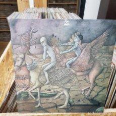 Discos de vinilo: DANIEL VEGA - LA NOCHE QUE PRECEDE A LA BATALLA - LP - ED ESPAÑOLA 1976. Lote 123228311