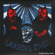 Discos de vinilo: OKKERVIL RIVER * 2LP 10G + LIBRETO + CD * I AM VERY FAR * LTD PORTADA RELIEVE * CARA D ECHED. Lote 123282127