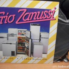 Discos de vinilo: FRIO ZANUSSI RICCHI & POVERI CANTAN EN ESPAÑOL LP 1983 PEPETO. Lote 123288235
