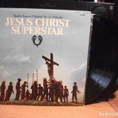 Discos de vinilo: LP - VINILO JESUS CHRIST SUPERSTAR ALBUM 2 DISCOS 33 RPM COMO NUEVO¡¡. Lote 123288583