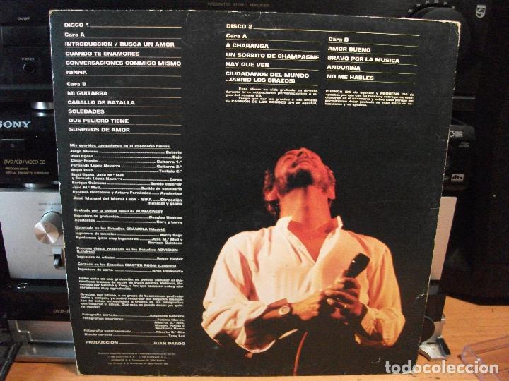Discos de vinilo: Juan Pardo - Pardo Por La Música - Doble LP Hispavox 1985 - Foto 3 - 129464358