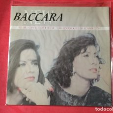 Discos de vinilo: NEW BACCARA ‎– YES SIR, I CAN BOOGIE - 1990 VERSION. Lote 123291819