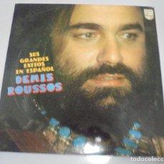 Discos de vinilo: LP. DEMIS ROUSSOS. SUS GRANDES EXITOS EN ESPAÑOL. 1979. FONOGRAM. Lote 123303067