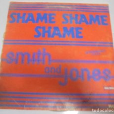 Discos de vinilo: LP. SHAME SHAME SHAME. SMITH AND JONES. RCA. 1982. Lote 123303323