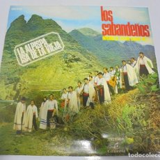 Discos de vinilo: LP. LOS SABANDEÑOS. ANTOLOGIA DEL FOLKLORE CANARIO. VOL.2. LQA ALPISPA ISA DE LA VIEJA. Lote 123303971