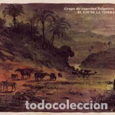 Discos de vinilo: LP GRUPO DE EXPERTOS SOLYNIEVE EL EJE DE LA TIERRA VINILO LOS PLANETAS GRANADA - NUEVO. Lote 123309719