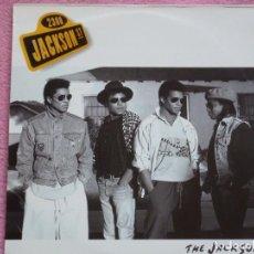 Discos de vinilo: THE JACKSON,2300 JACKSON STREET EDICION ESPAÑOLA DEL 89. Lote 133689537