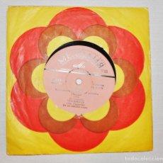 Discos de vinilo: THE BEATLES . COME TOGETHER. SINGLE. 1975. LP.URSS.MELODIA. Lote 123323503