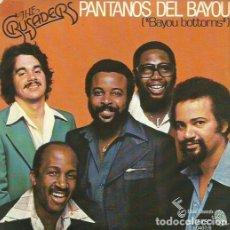 Discos de vinilo: THE CRUSADERS. SINGLE PROMOCIONAL. SELLO ABC RECORDS. EDITADO EN ESPAÑA. AÑO 1978. Lote 123334387
