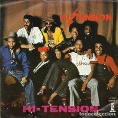 Discos de vinilo: HI-TENSION. SINGLE. SELLO ISLAND. EDITADO EN ESPAÑA. AÑO 1978. Lote 123334671
