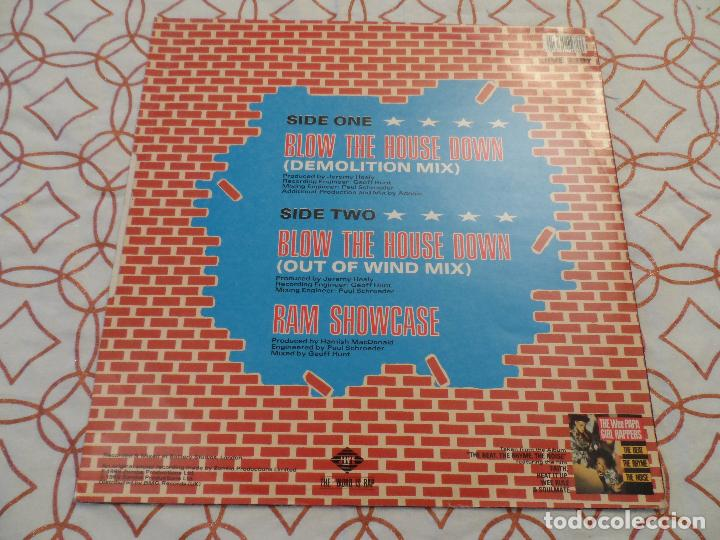 Discos de vinilo: THE WEE PAPA GIRL RAPPERS - BLOW THE HOUSE DOWN - Foto 2 - 123336627