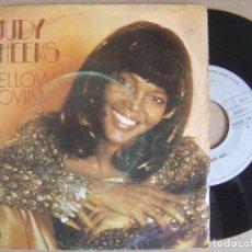 Discos de vinilo: JUDY CHEEKS - DARLING THAT´S ME - SINGLE 1978 - ARIOLA. Lote 123346267