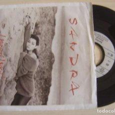 Discos de vinilo: SANDRA - I NEED LOVE + SHADOWS - SINGLE 1992 - VIRGIN. Lote 123348943