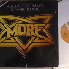 Discos de vinilo: MORE - WE ARE THE BAND ATOMIC ROCK - MAXI SINGLE UK 1981 - ATLANTIC (PAUL MARIO DAY). Lote 123356119