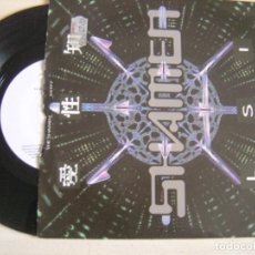 Disques de vinyle: THE SHAMEN - L.S.I. - SINGLE UK 1992 . Lote 123360127