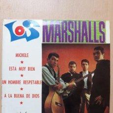 Discos de vinilo: LOS MARSHALLS- MICHELE +3- EP MARFER 1966. Lote 123377955