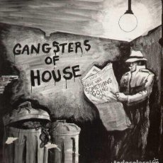 Discos de vinilo: GANGSTERS OF HOUSE - SOMETHING GOING ON - MAXI-SINGLE UK 1988. Lote 123409187