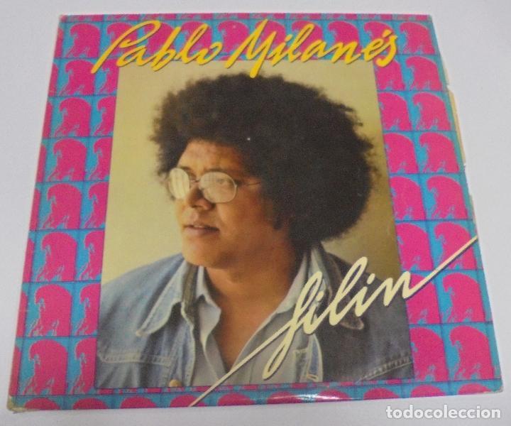 LP. PABLO MILANES. FILIN. 1982. MOVIE PLAY (Música - Discos de Vinilo - EPs - Cantautores Extranjeros)