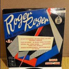 Discos de vinilo: ROGER ROGER Y SU ORQUESTA / EP - HISPAVOX - AÑOS 50 / ***/***. Lote 123421783