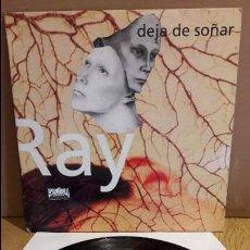 Discos de vinilo: RAY / DEJA DE SOÑAR / MAXI SG - MODER MUSIC - 1995 / MBC. ***/***. Lote 123434463