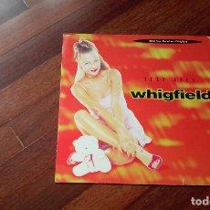 Discos de vinilo: WHIGFIELD-SEXY EYES.MAXI ESPAÑA. Lote 123456515