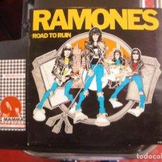 Discos de vinilo: RAMONES- ROAD TO RUIN. LP.. Lote 123488059