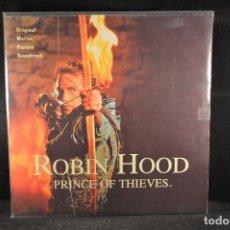 Discos de vinilo: BANDA SONORA ORIGINAL DE LA PELICULA ROBIN HOOD - LP. Lote 123503135